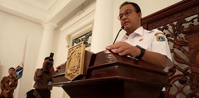 Gerindra Tidak Menentang Keputusan DKI PSBB, Tapi...