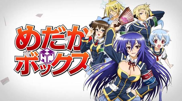 anime action terbaik yang menambah keseruaan musim semi 2012.