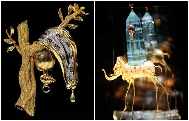 obras de Salvador Dali