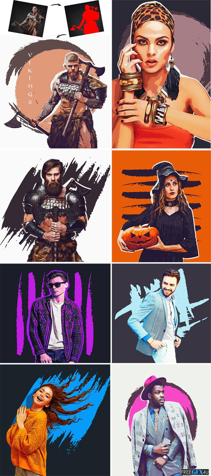 Digitalis Art Photoshop Plugin