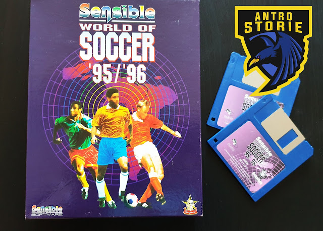 Sensible World of Soccer 95-96 Amiga 500