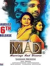 MAD – Marriage And Divorce (2021) HDRip Telugu Full Movie Watch Online Free
