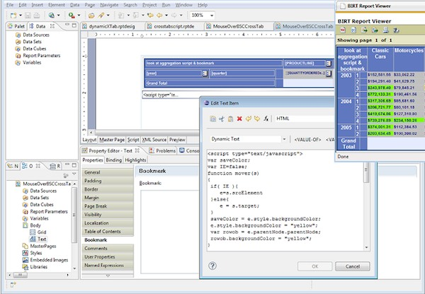 Free Open Source Linux Business Intelligence Software