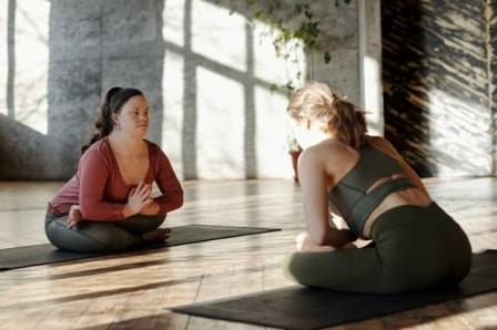 Online Personal Trainer for Yoga In India