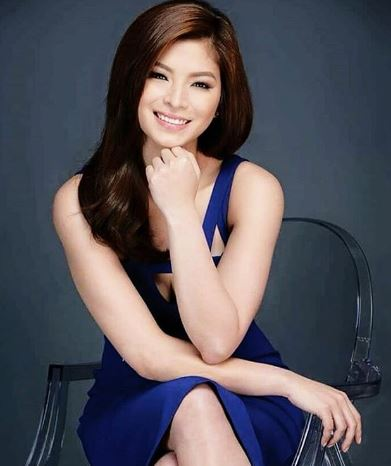 Angel Locsin Was Smoking Hot In Her Blood Red Dress!