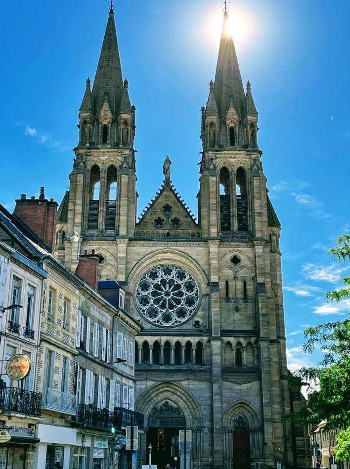 Cathédrale Notre-Dame de Moulins