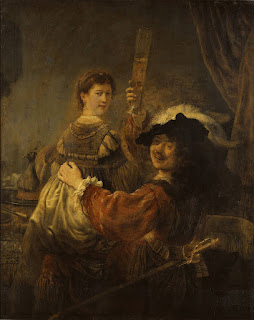 La Cerveza en el Arte: Rembrandt