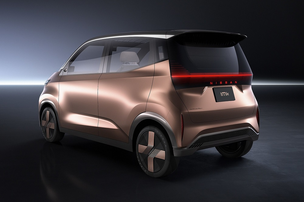 Nissan to launch all-electric minivehicle in early 2022 in Japan