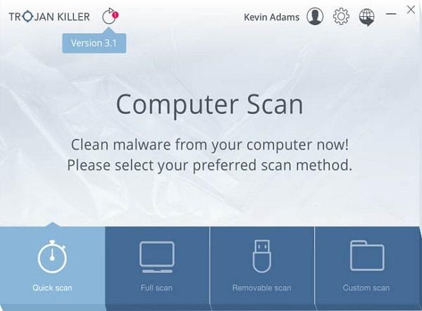 Download Gratis Trojan Killer 2.1.8 Full Version 2019