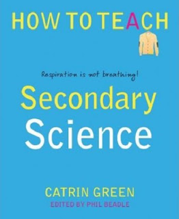 secondary science cover
