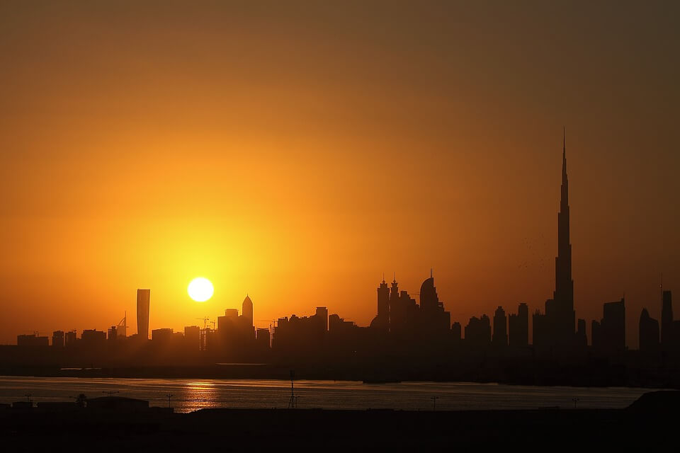 Dubai'de Yaşam