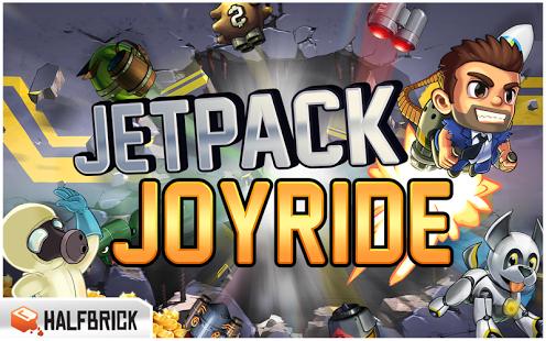 تحميل لعبة Jetpack Joyride للاندرويد