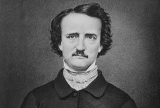Edgar Allan Poe-Epigram for Wall Street