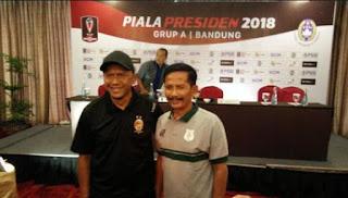 PSMS Medan Pecat Djanur, Sriwijaya FC Pecat Rahmad Darmawan