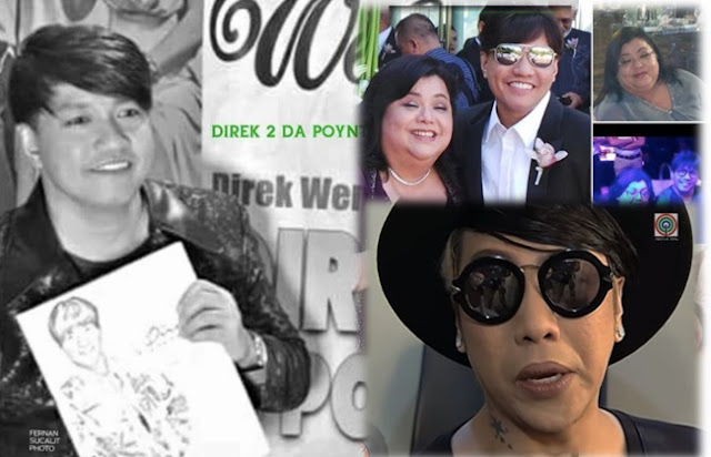 Wenn Deramas's social media posts a premonition of his sudden death