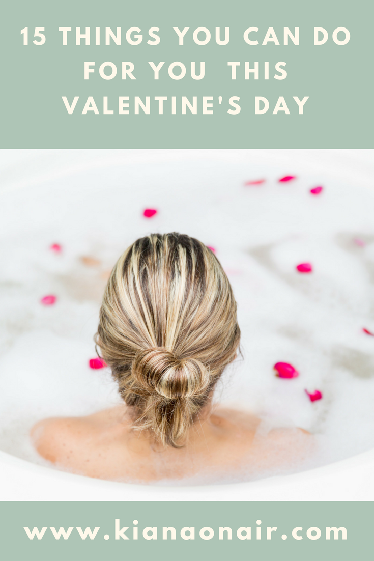 15 Things To Do During Your Me Time This V-Day