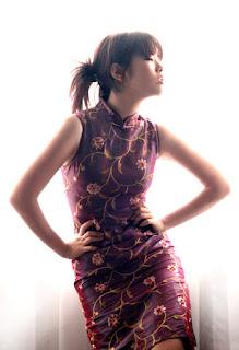 Baju Tradisional China, Wanita Cheongsam