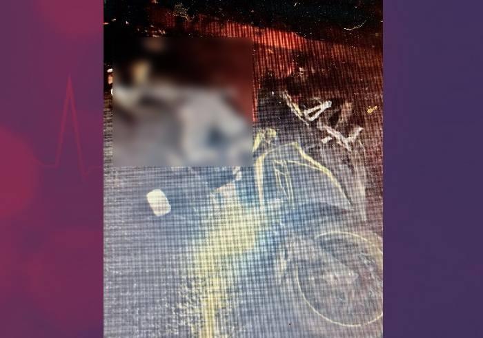 Justiciero mata de un balazo a 'Rata' cuando intentó huir después de quitarle la moto a otra persona en Iztapalapa