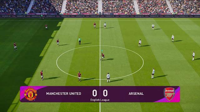 Screenshot Gameplay PES 2021