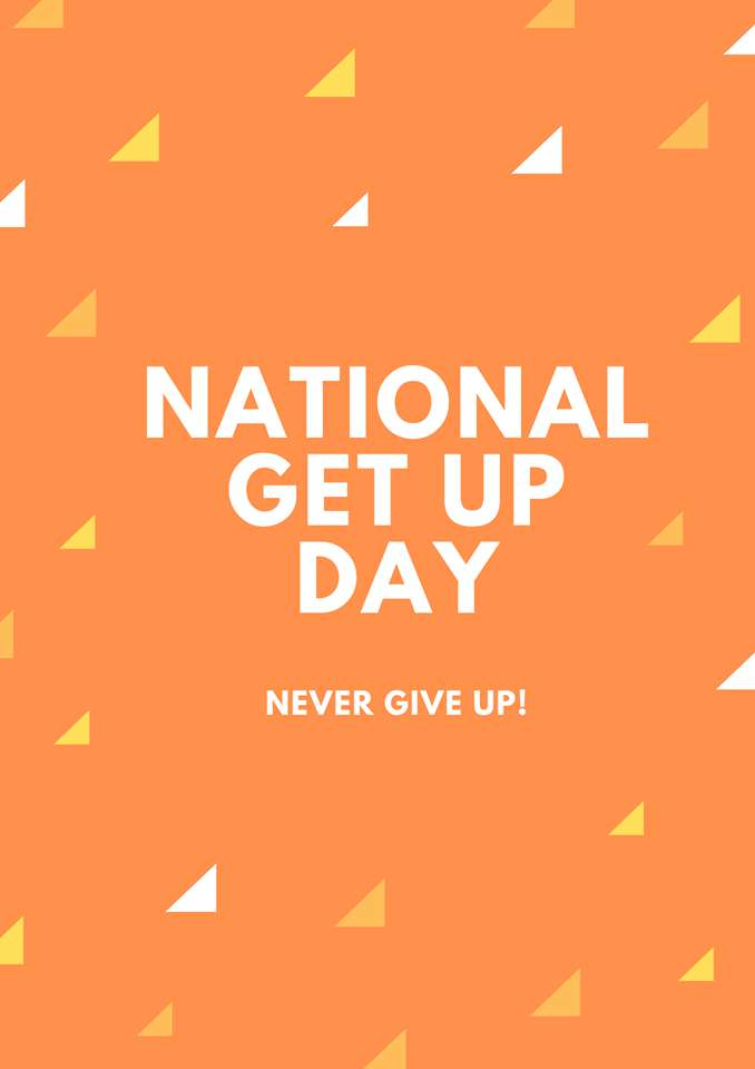 National Get Up Day Wishes pics free download