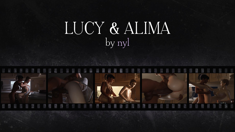 Photo of [VIDEO] Lucy & Alima