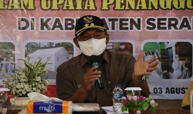 PPKM Diperpanjang Hingga 9 Agustus, Ini Kata Wabup Serang Soal Pilkades Serentak