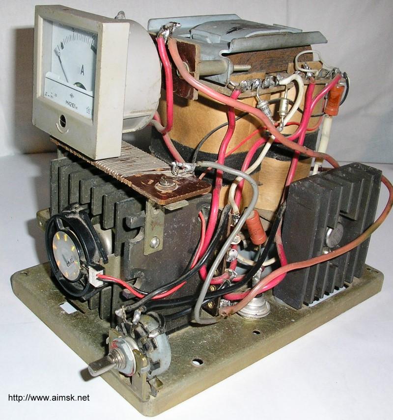 Схема зарядного устройства для автомобильных акб фото 157