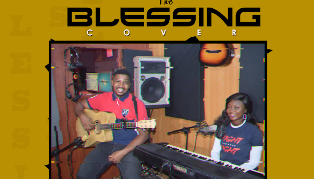 AUDIO: The Blessing Cover by Sandra Karo and Ubose