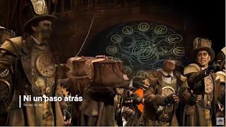 """Pasodoble con LETRA """"Ni un paso atras"""" de la Comparsa """"Tic tac, tic tac"""" (2018)"""