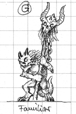 Demon Familiar