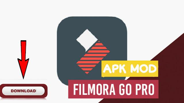 FilmoraGo Pro apk تحميل تطبيق