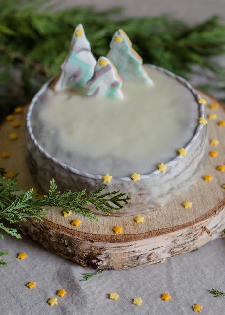 Lemon Cake Βασιλόπιτα
