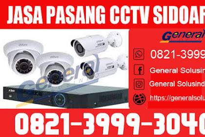 Jasa Bongkar Pasang CCTV Murah Sidoarjo Jawa Timur 0812-1791-6273