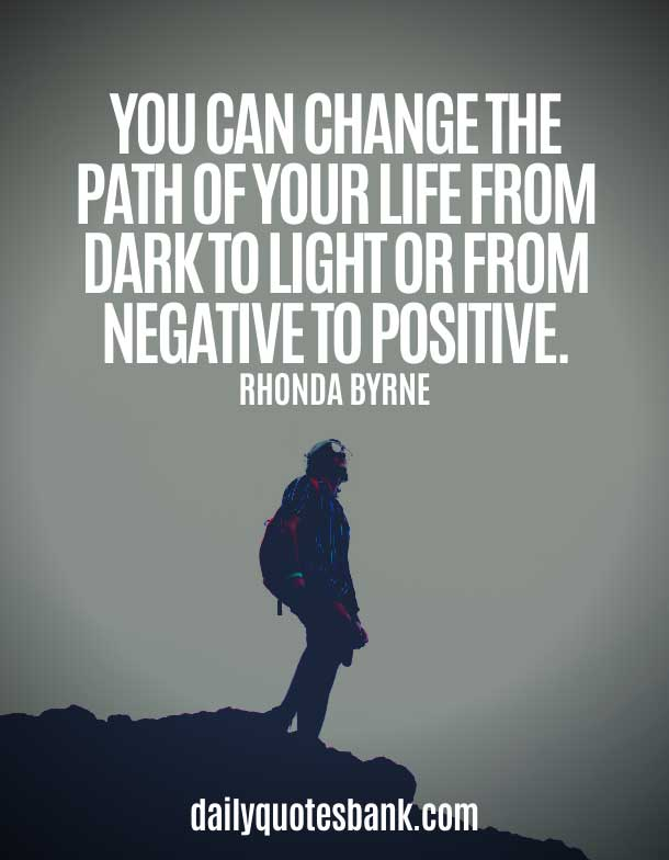 Rhonda Byrne Quotes On Change