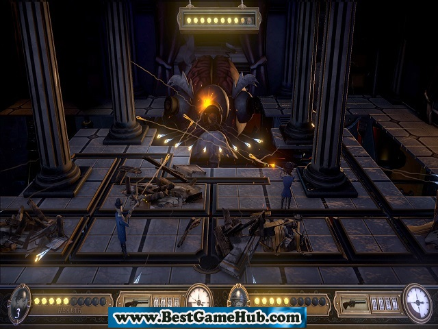 Bartlow's Dread Machine PC Game Free Download Full Version