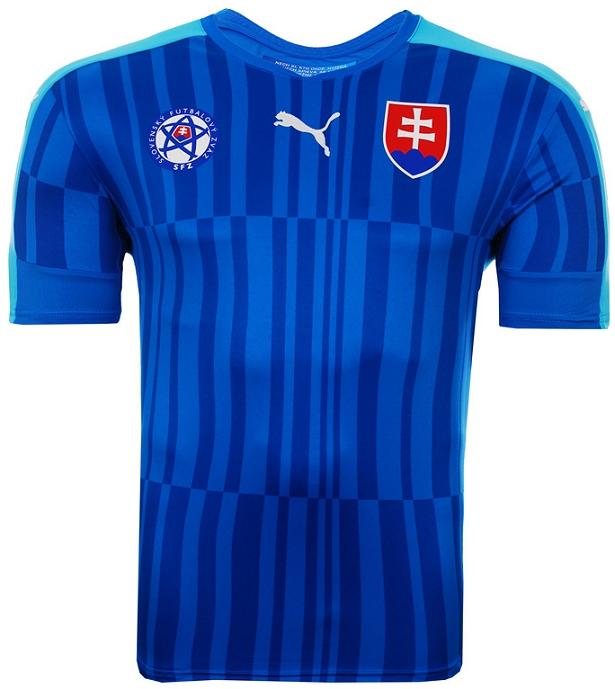 09298681b8 Puma divulga nova camisa reserva da Eslováquia - Show de Camisas