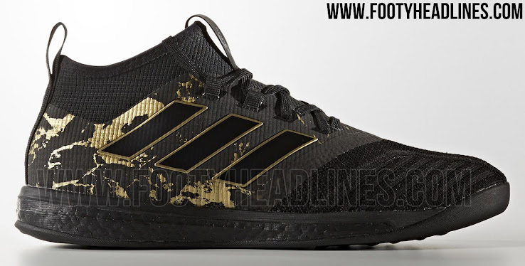 a0f6674e848 This is the new Adidas Ace 17 trainer from the Paul Pogba Capsule collection .