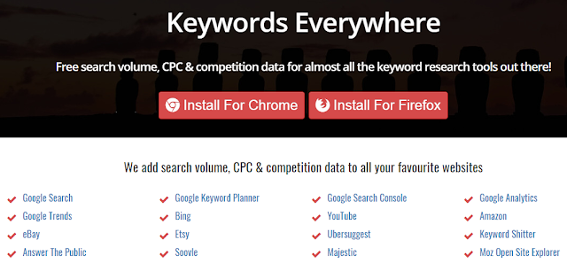 10 best free keyword research tool 2018-19