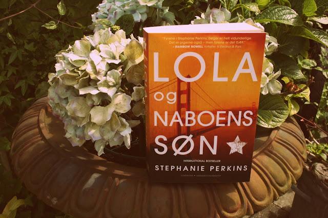 Lola og naboens søn af Stephanie Perkins