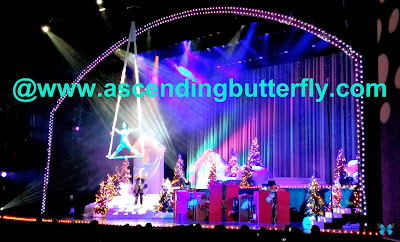 Tropicana Casino Atlantic City Holiday Extravaganza, air act