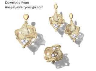 Rhino3D jewelry pendant design free download