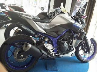 Kredit Motor Yamaha MT 25 di Solo