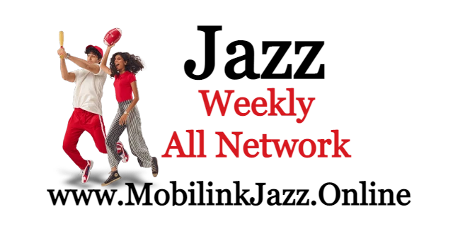 Jazz Weekly all network Offer Price & Detail - Jazz 2021