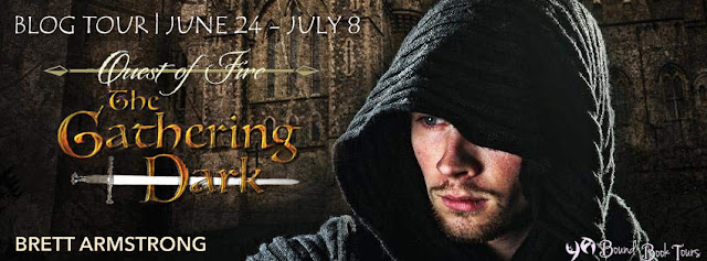 {Excerpt} Quest of Fire: The Gathering Dark by Brett Armstrong