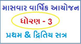 Masvar Varshik Aayojan std-3