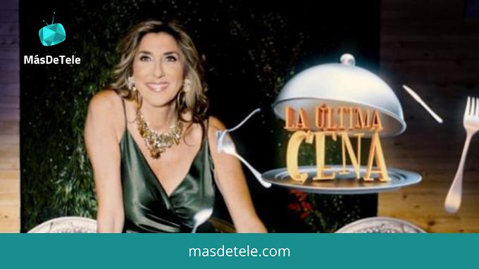 Así va a ser la segunda edición de 'La Última Cena' con Paz Padilla en Telecinco