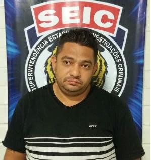 Polícia prende Francisco Morais (Batata), um dos maiores assaltantes de banco do Nordeste