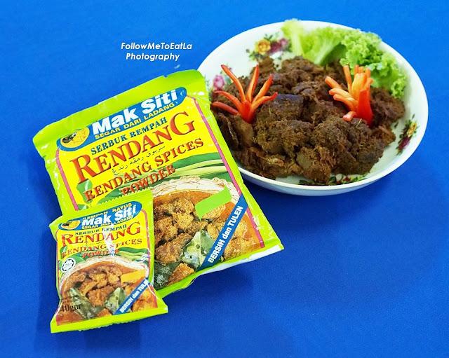 Mak Siti Beef Rendang