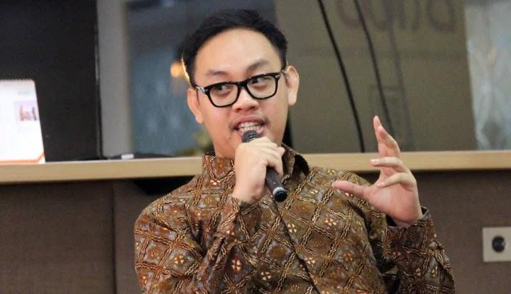 Soal Pidato Jokowi, Indef Menilai Kelewat Optimis