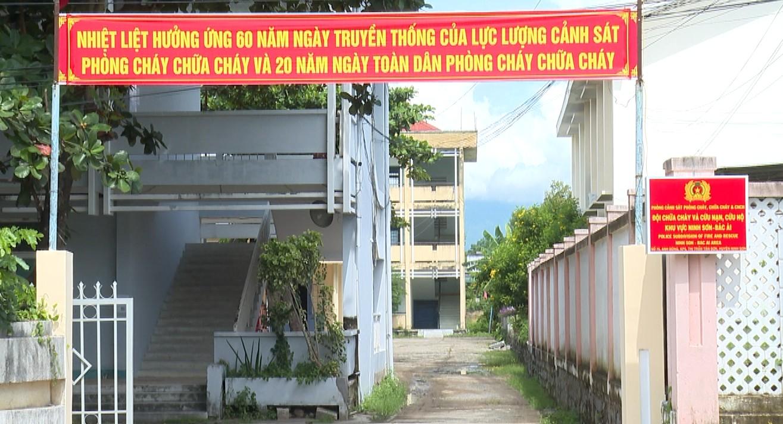 Giải quyết nỗi lo về cháy nổ trên địa bàn hai huyện Ninh Sơn và Bác Ái